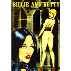 Billie and Betty setje Deel 1 & 2 1e drukken 1985