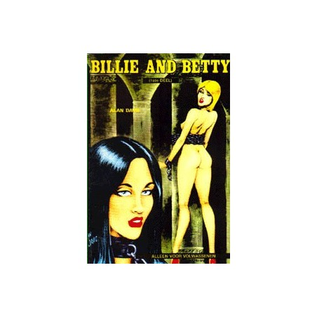 Billie and Betty setje<br>Deel 1 & 2<br>1e drukken 1985