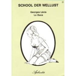 School der wellust HC 1e druk 1984