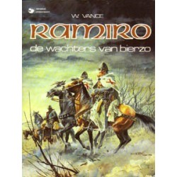 Ramiro 04<br>De wachters van Bierzo<br>1e druk 1982