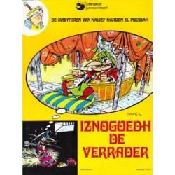 Iznogoedh 04 De verrader 1e druk 1974