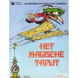 Iznogoedh 08<br>Het magische tapijt<br>1e druk 1977