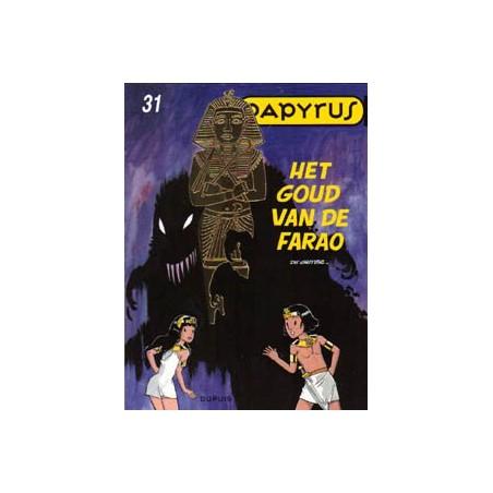 Papyrus  31 Het goud van de farao