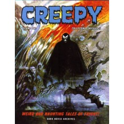 Creepy Anthology 01 HC<br>Creepy 1 t/m 5