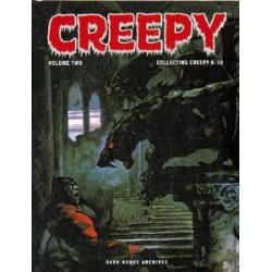 Creepy Anthology 02 HC<br>Creepy 6 t/m 10