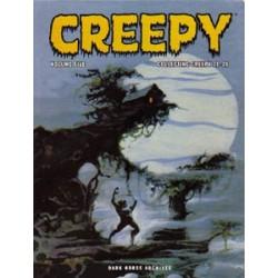 Creepy Anthology 05 HC<br>Creepy 21 t/m 25