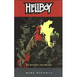 Hellboy NL 02 De duivel ontwaakt