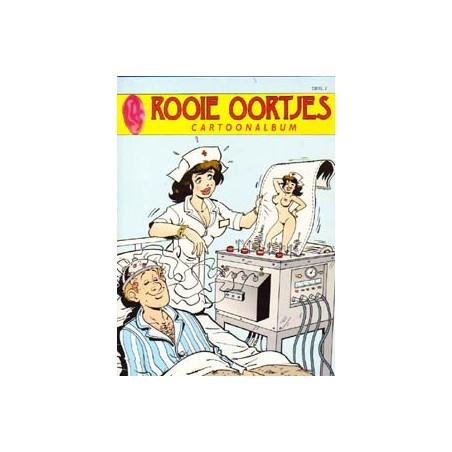 Rooie Oortjes Cartoonalbum 07 1e druk 1996
