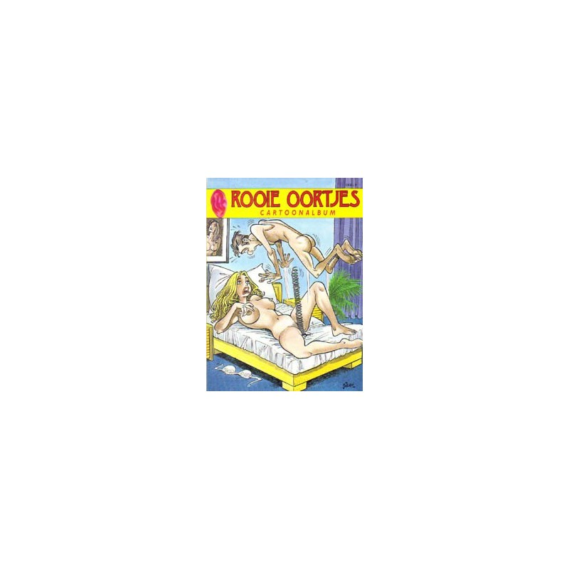 Rooie Oortjes Cartoonalbum 09 1e druk1997