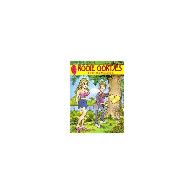 Rooie Oortjes Cartoonalbum 14 1e druk 1999