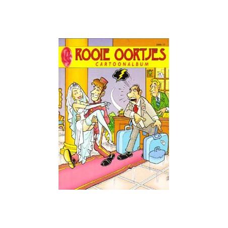 Rooie Oortjes Cartoonalbum 17 1e druk 2000