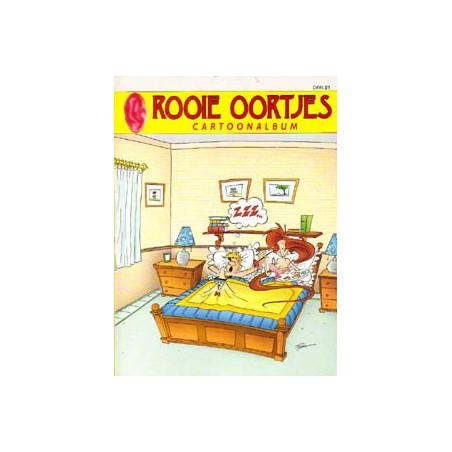 Rooie Oortjes Cartoonalbum 21 1e druk 2001
