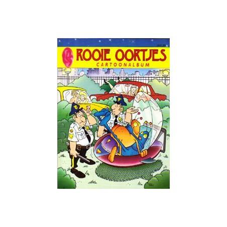 Rooie Oortjes Cartoonalbum 22% 1e druk 2001