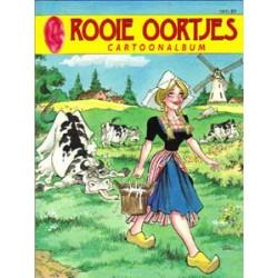 Rooie Oortjes Cartoonalbum 23