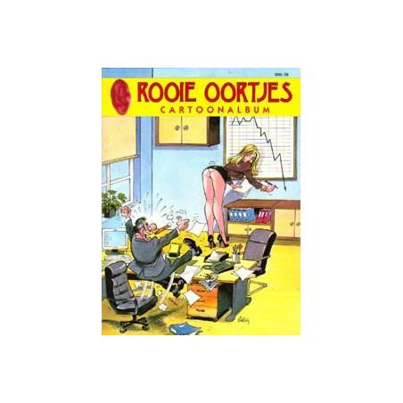 Rooie Oortjes Cartoonalbum 28 1e druk 2003