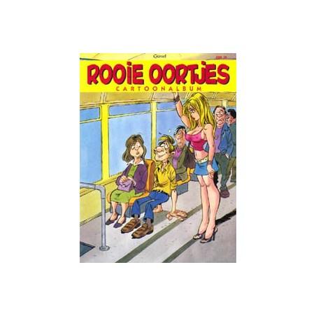 Rooie Oortjes  Cartoonalbum 38