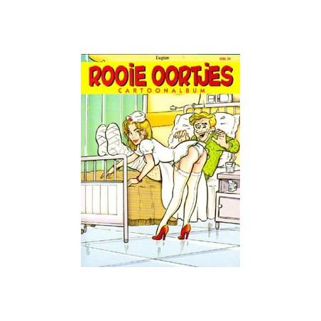 Rooie Oortjes  Cartoonalbum 39