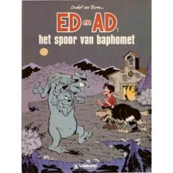 Ed & Ad 01<br>Het spoor van Baphomet<br>1e druk 1987