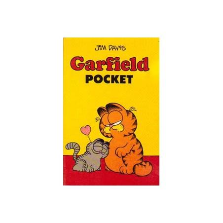 Garfield pocket 01 1e druk 1983