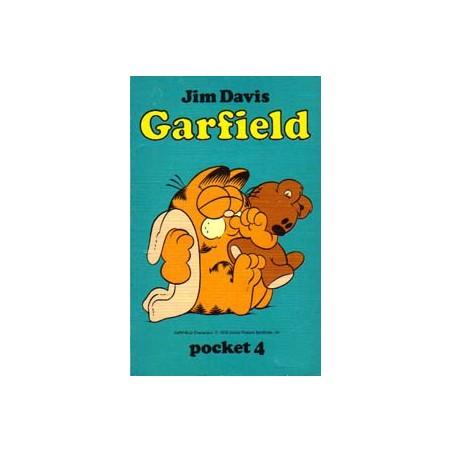 Garfield pocket 04 1e druk 1985