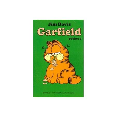 Garfield pocket 05 1e druk
