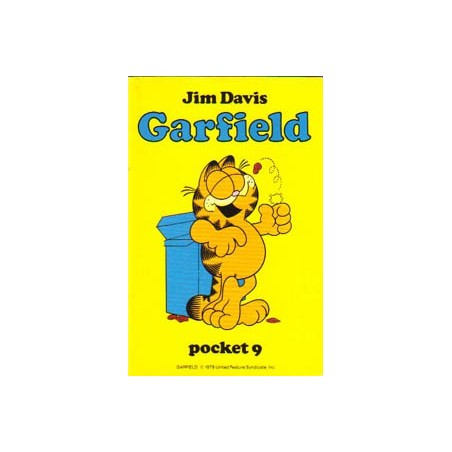 Garfield pocket 09 1e druk