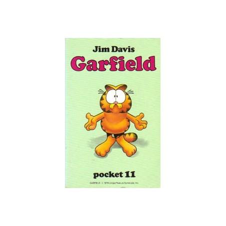 Garfield pocket 11 1e druk 1988