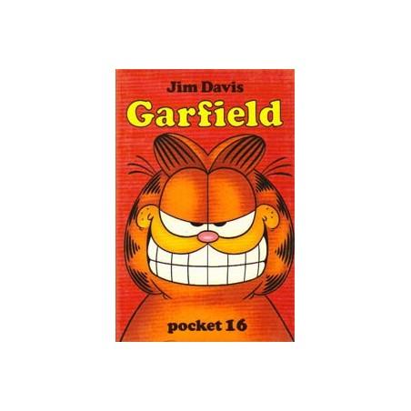 Garfield pocket 16 1e druk 1990
