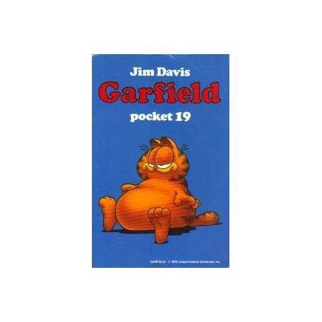 Garfield pocket 19 1e druk 1992