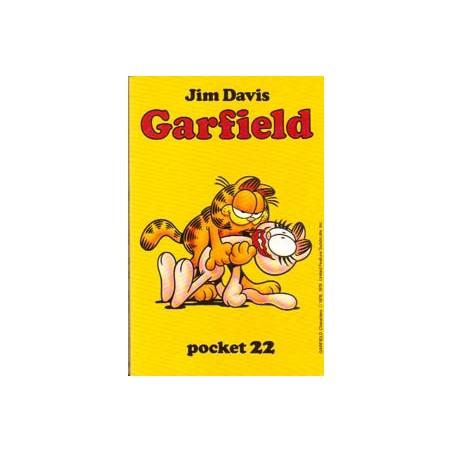 Garfield pocket 22 1e druk 1993