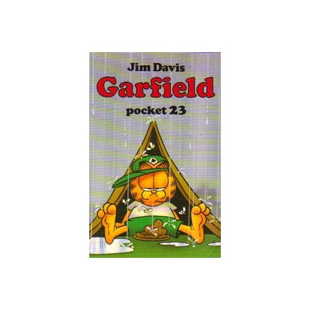 Garfield pocket 23 1e druk 1994