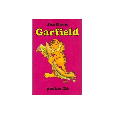 Garfield pocket 26 1e druk 1995