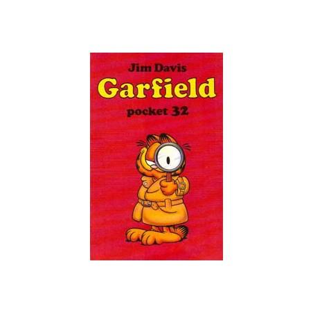 Garfield pocket 32 1e druk 1998