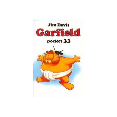 Garfield pocket 33 1e druk 1998