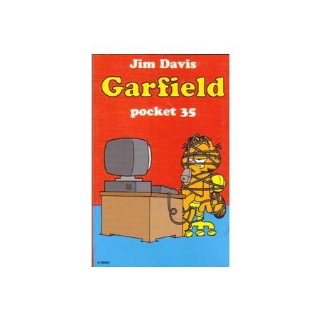 Garfield pocket 35 1e druk 2000