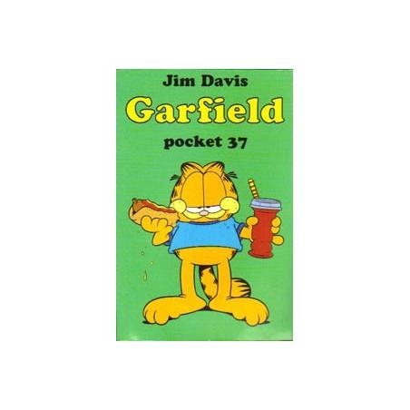 Garfield pocket 37 1e druk 2000
