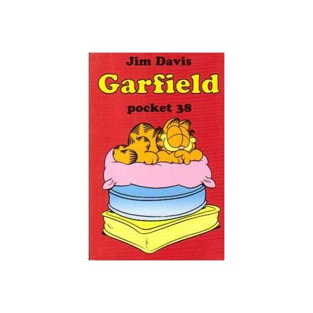 Garfield pocket 38 1e druk 2001