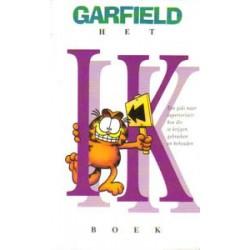 Garfield pocket SP Het IK boek 1e druk 1995