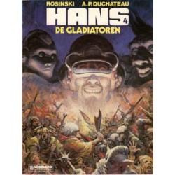 Hans<br>04 - De gladiatoren<br>herdruk