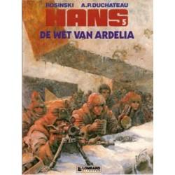 Hans<br>05 - De wet van Ardelia<br>1e druk 1990