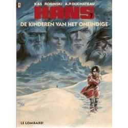 Hans<br>07 - de kinderen van het oneindige<br>1e druk 1994