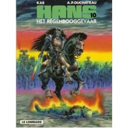 Hans 10 - Het regenbooggevaar 1e druk 1998