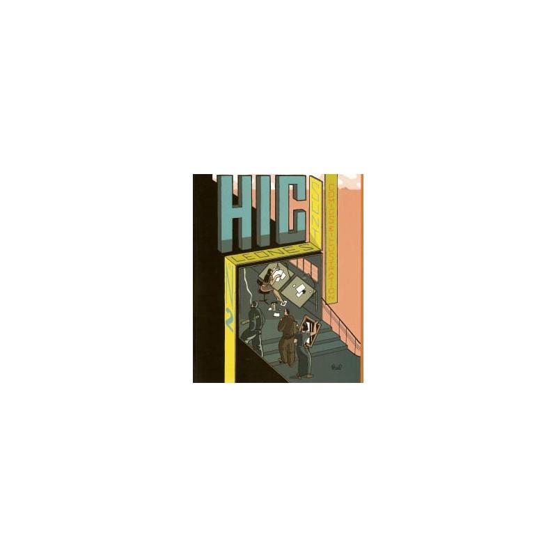 Hic Sunt Leones 02 Comics & illustration
