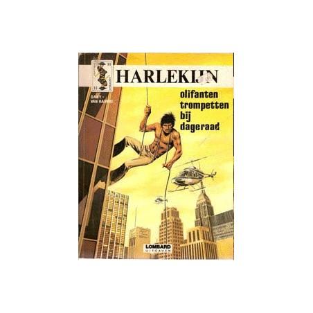Harlekijn setje Deel 1 t/m 3 1e drukken 1979-1985
