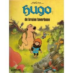 Hugo 01<br>De bruine toverboon<br>1e druk 1986