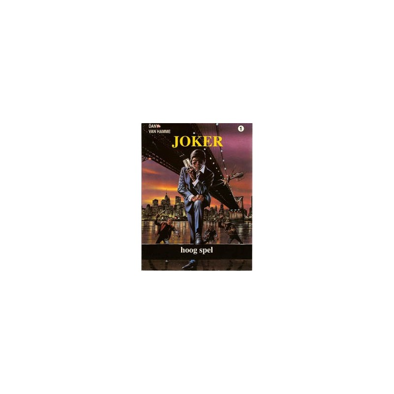 Joker 01 Hoog spel herdruk