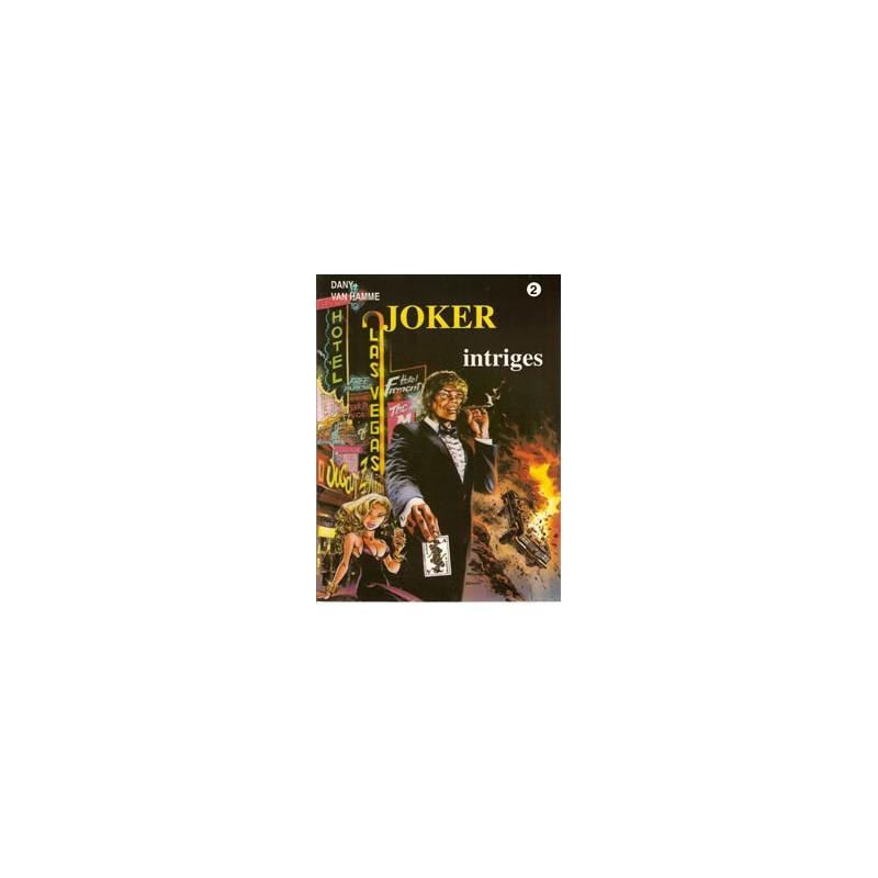 Joker 02 Intriges herdruk