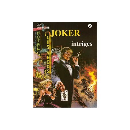 Joker 02 Intriges herdruk