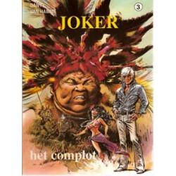 Joker 03 Het complot herdruk