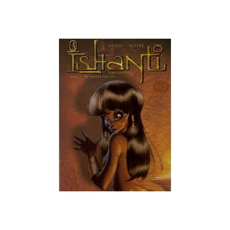 Ishanti 01 De tranen van Isis HC